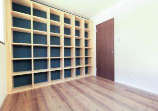 書斎|京都・滋賀の注文住宅 天然木の家