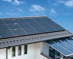 太陽光パネル|京都・滋賀の注文住宅 天然木の家