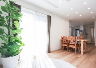 リビングダイニングルーム|京都・滋賀の注文住宅 天然木の家