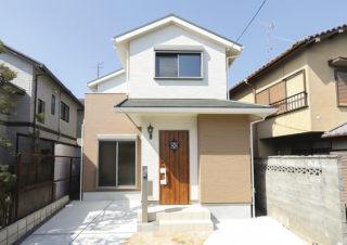 外観|京都・滋賀の注文住宅 天然木の家