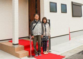 セレモニーの様子 京都・滋賀の注文住宅 天然木の家