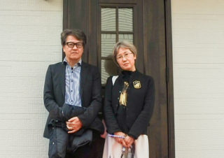 Nさまご夫婦セレモニーにて|京都・滋賀の注文住宅 天然木の家