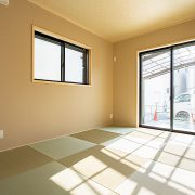光あふれる和室|京都・滋賀の注文住宅 天然木の家