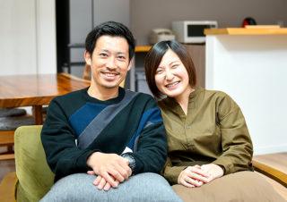 施主さま近影|京都・滋賀の注文住宅 天然木の家